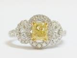 Sell a Fancy Yellow Diamond Ring