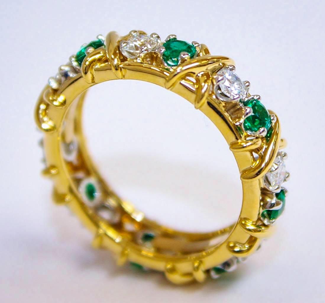 Jean Schlumberger Tiffany Ring