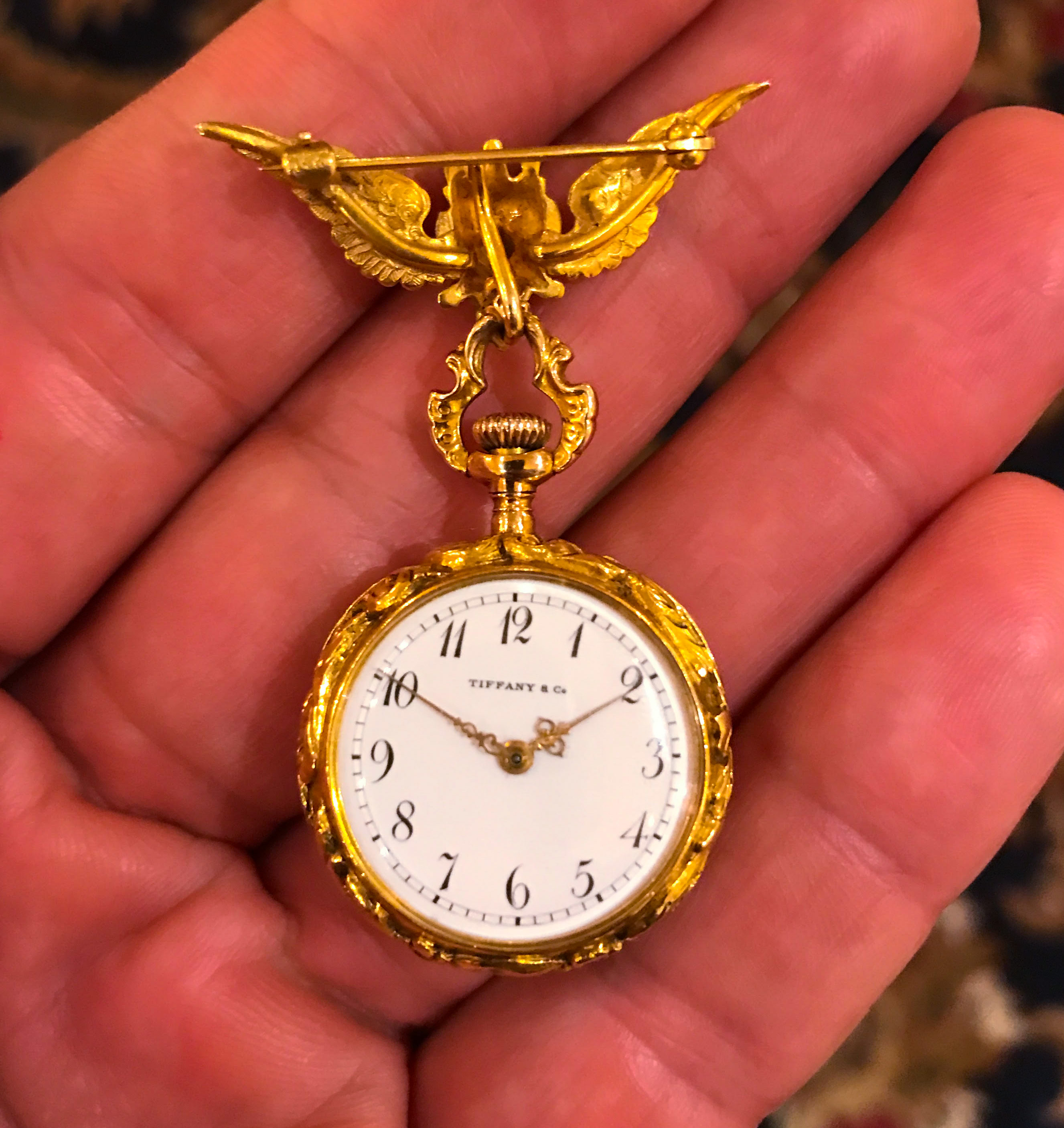 Sell_an_Antique_Tiffany_Lapel_Watch