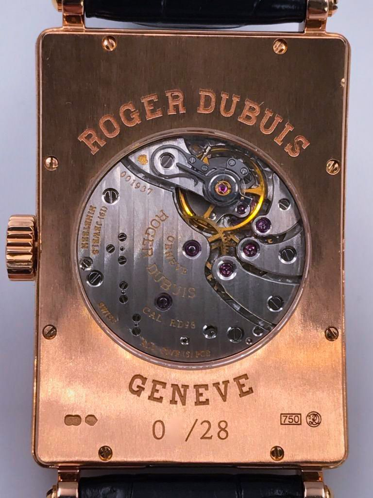 Vintage_Roger_Dubuis_Watch